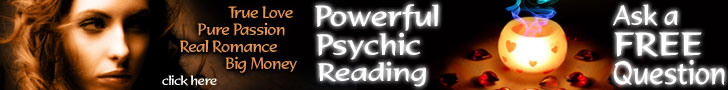 Free psychic reading on true love, passion, and romance, click here