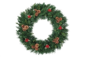 Feng Shui Holiday Wreaths Love Feng Shui, feng shui for love, romance and marriage!  How to use Feng Shui in marriage.