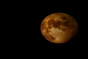 Full Lunar Eclipse in Aquarius