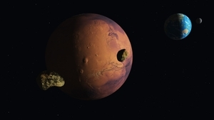 Mars Goes Driect - March 10th