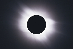 Solar Eclipse and New Moon - July 1, 2011