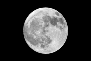 Full Moon in Taurus