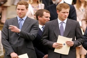 Prince Harry and Prince William Astrology Chart
