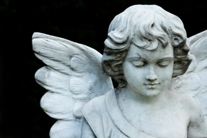 The Angelic Power of the Cherubim & Seraphim